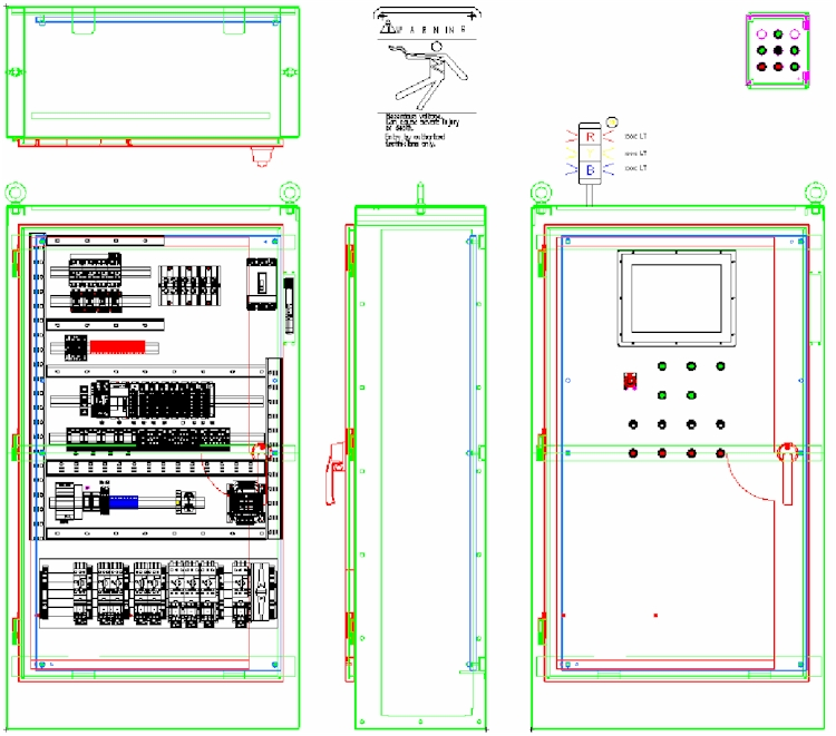 control panel design assembly and wiring brown controls rh bcontrols com
